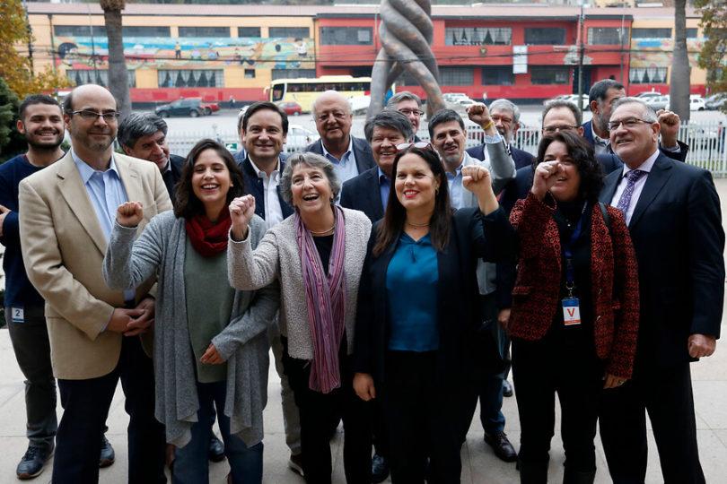 Maya Fernández competirá contra Elizalde por la presidencia del PS