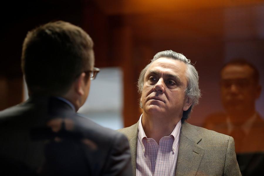 Fiscalía anuncia que apelará a sobreseimiento de Pablo Longueira en caso SQM