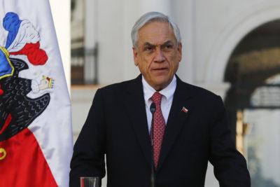 Piñera defiende presencia de sus hijos en gira y anuncia protocolo para viajes