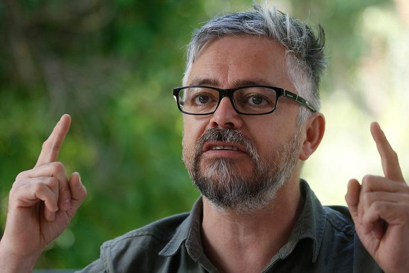 Teletón suspendió actividad con Jorge Baradit tras funa en redes sociales