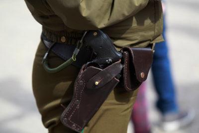Carabineros extravió 74 armas de fuego fiscales desde sus cuarteles