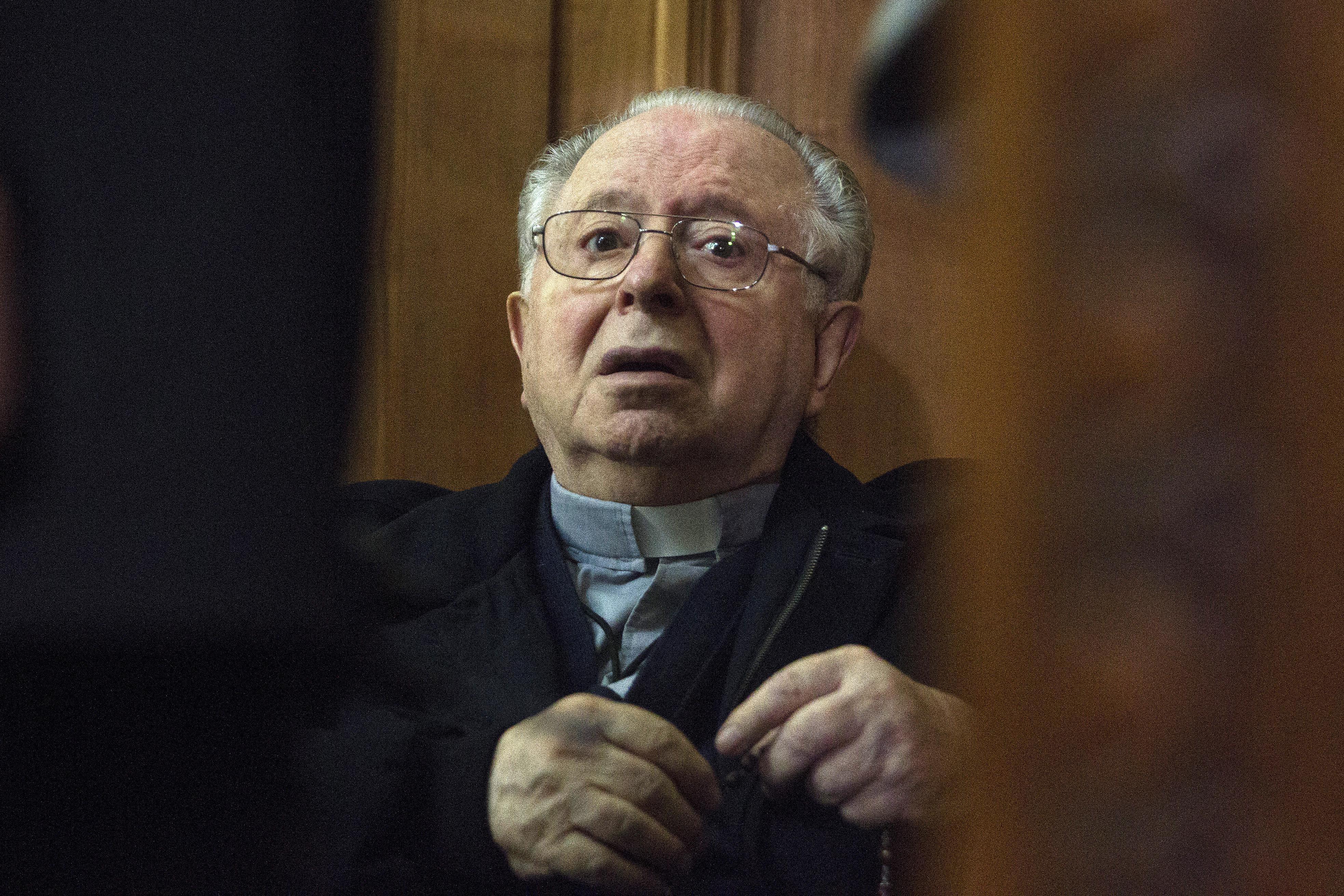 Fernando Karadima dejó su hogar en Lo Barnechea por presuntos problemas económicos