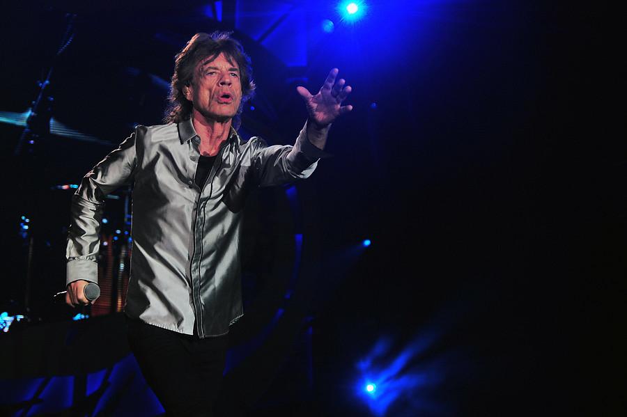 """""""Mick Jagger se recupera tras exitosa operación al corazón"""""""