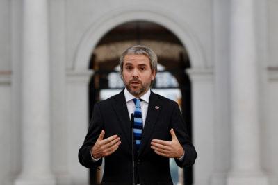 """Gobierno por reunión con Frente Amplio: """"Los esperamos con cariño y ansiedad"""""""