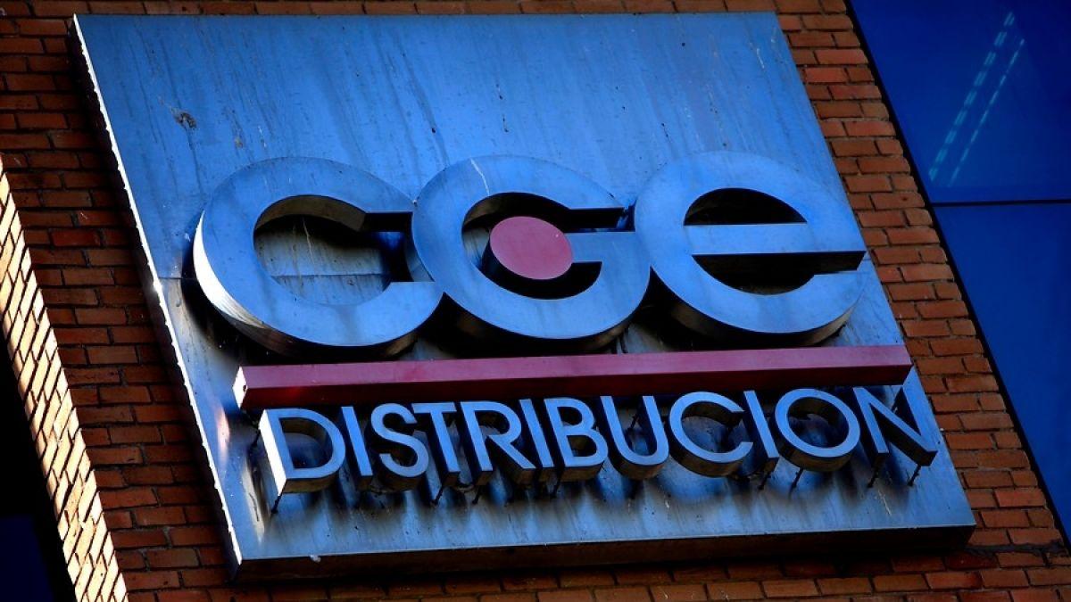"""""""Tribunal congeló 4.087.225 acciones y fondos por $19.630 millones de CGE"""""""
