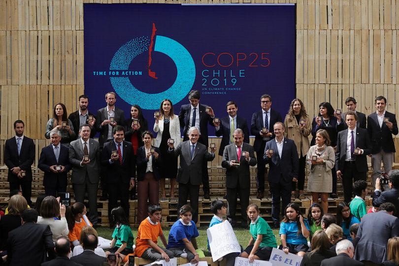 Parque Bicentenario de Cerrillos será la sede de la cumbre climática COP25