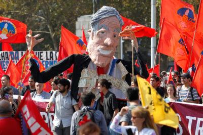 CUT anuncia proceso de movilización y que preparan huelga general