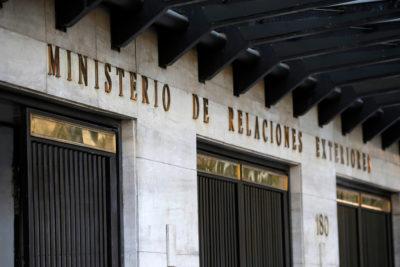 Cancillería reitera petición a la CIDH para que respete ordenamientos jurídicos