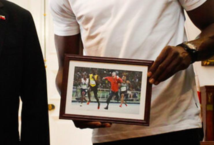 Usain Bolt fue parte de Lollapalooza Chile 2019