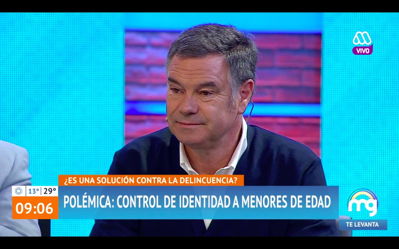 """""""Así fue el duro cruce entre Manuel José Ossandón y Karol Lucero en pleno debate en el Mucho Gusto"""""""