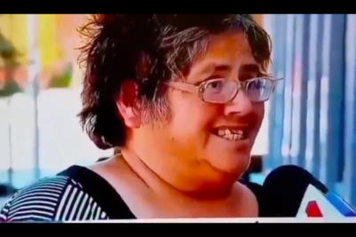 """Desde tratamiento dental a transferencias de dinero: mujer que vive calvario por decir """"vistima"""" recibe ayuda espontánea"""