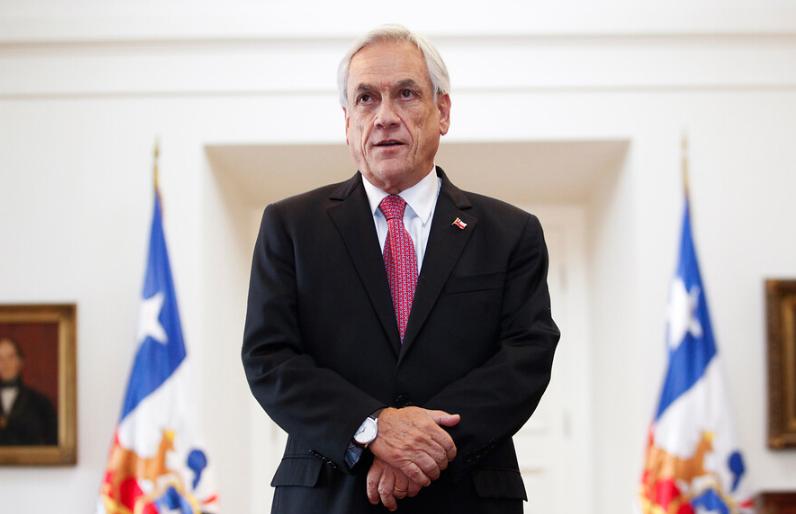"""Piñera apunta al Senado por Ley de Isapres: """"Si hubieran aprobado proyecto que enviamos en primer gobierno, problema factores estaría resuelto"""""""
