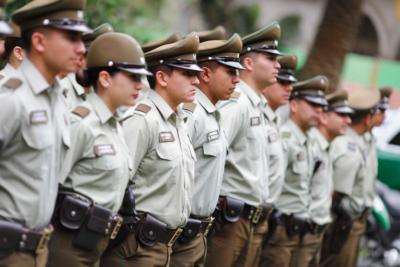 """Diputados UDI proponen crear oficina que vele por los """"derechos humanos de la policía, fuerzas armadas y gendarmes"""""""