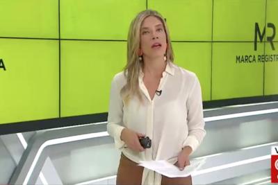 """Mónica Rincón respondió con sólo dos palabras cuando la acusaron de """"colgarse de las modas zurdas"""""""