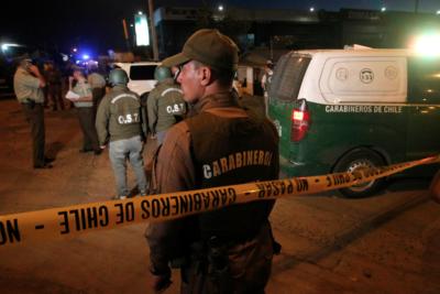 Carabinero dio muerte a delincuente que maniató a familia en Valparaíso