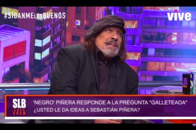 VIDEO |Medio en broma, medio en serio: Negro Piñera revela el día en que el Presidente comenzó a sufrir con sus tics