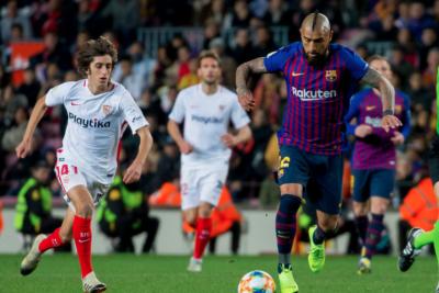 """Arturo Vidal reconoce que tenía """"la mente"""" en otra cosa luego del empate ante el colista"""