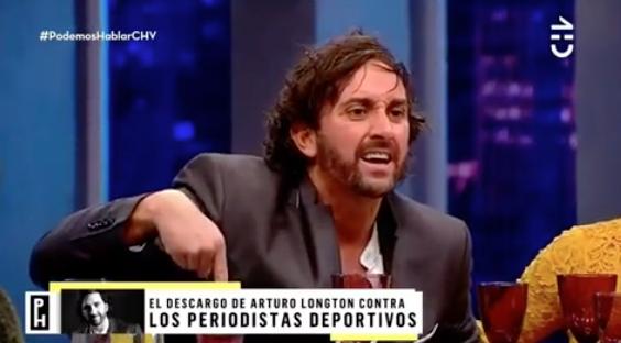 Loreto Aravena tras pelea con Arturo Longton: