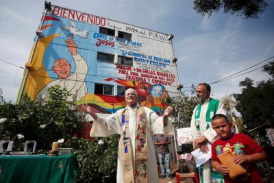 Sacerdote Mariano Puga reveló que padece cáncer linfático