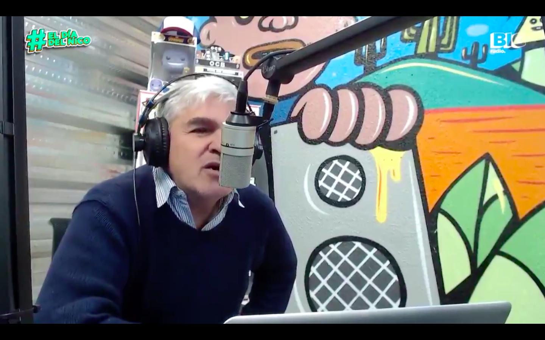 """VIDEO | ""Mira, Juan Pablo Letelier… chuchasumadre"