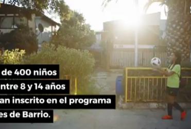 """Vidal celebra el primer año de """"Reyes de Barrio"""" tras apoyo de Luksic"""