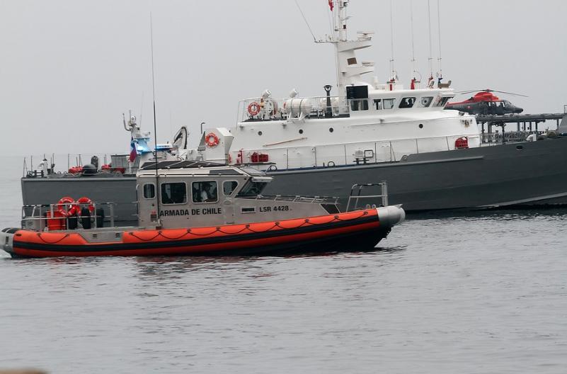 Armada capturó 3 pesqueros peruanos en aguas chilenas en menos de 24 horas
