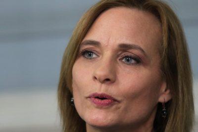 """Carolina Goic por reforma tributaria: """"Estoy de acuerdo con la actuación de la bancada"""""""