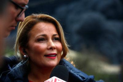 """""""Frivolidad inmoral"""": ex rostro de CNN Chile se mosqueó con gastos en shows de Cathy Barriga en Maipú"""