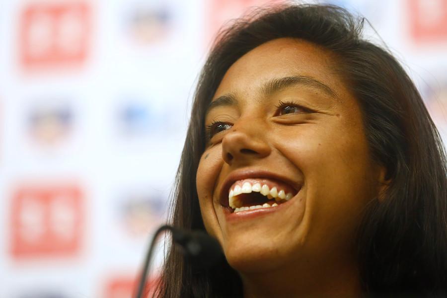Daniela Seguel tuvo un gran ascenso en el ranking y recuperó terreno en la WTA