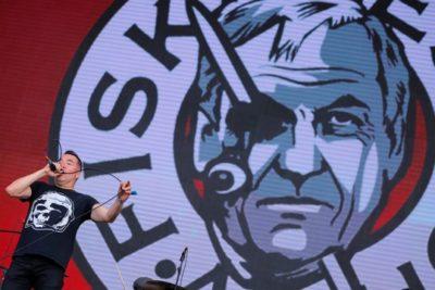"""La Moneda y polémica por show de Fiskales Ad-Hok: """"Promover el odio no es tolerable"""""""