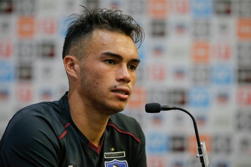 """Gabriel Suazo: """"He desperdiciado varias ocasiones de gol, así que trato de aprender de Paredes"""""""