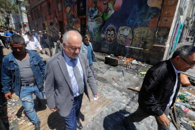 Partido Comunista logró acuerdo con ocupantes ilegales de terreno en El Arrayán