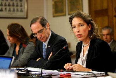 Hernán Larraín defendió carta enviada al CIDH pero reconoció que tema se manejó mal