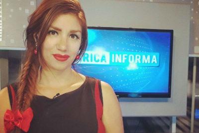 Colegio de Periodistas lamenta muerte de conocida reportera de Arica que cayó al vacío de El Morro