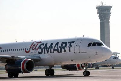 Son 3 mil boletos: JetSMART lanzó campaña con pasajes aéreos desde $500