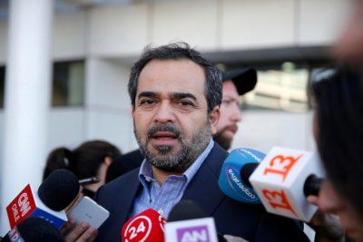 Presidente del Senado Jaime Quintana respalda a la oposición de Venezuela y espera proceso pacífico