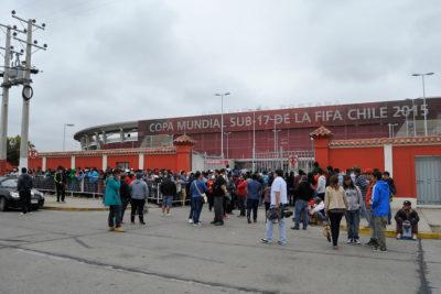 Ordenan indemnización de $3.423 millones por obras del estadio La Portada