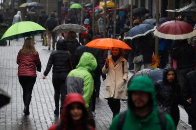 """Zona central del país tendría lluvias """"por sobre lo normal"""" durante el mes de abril por evento de El Niño"""
