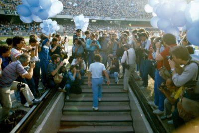 VIDEO | Documental sobre Maradona que llegará a Cannes libera sus primeras imágenes