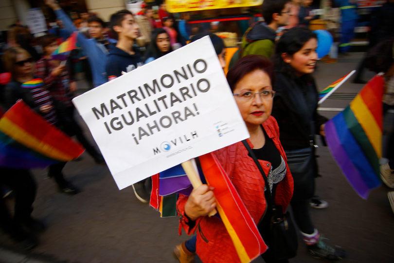 Matrimonio igualitario: Harboe compromete gestiones para aprobar idea de legislar
