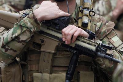 Desconocidos roban fusiles a dos conscriptos de guardia en regimiento de Concepción