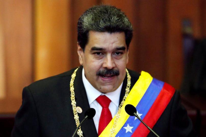 """Nicolás Maduro llama a las Fuerzas Armadas leales a """"derrotar el intento de Golpe"""""""