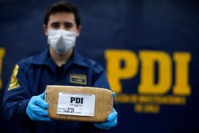 Detienen a banda que ingresaba droga desde Bolivia para venderla en la capital