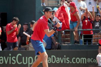 Jarry salvó un match point, derribó al 3 del mundo y logró su mejor triunfo ATP