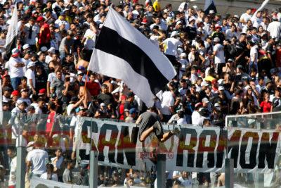 Garra Blanca lanzó nueva amenaza por el partido entre Palestino y River en el Monumental