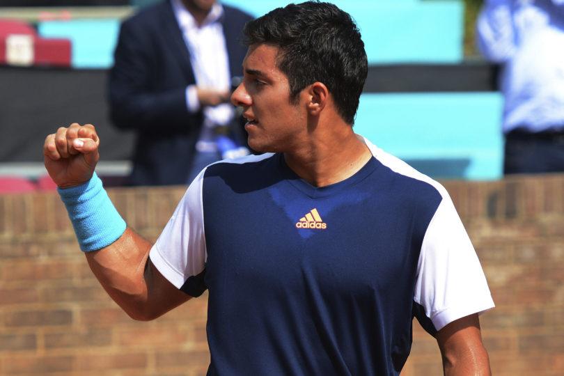 ATP oficializó el top 50 de un Garín que es el 9° mejor chileno en Era Open
