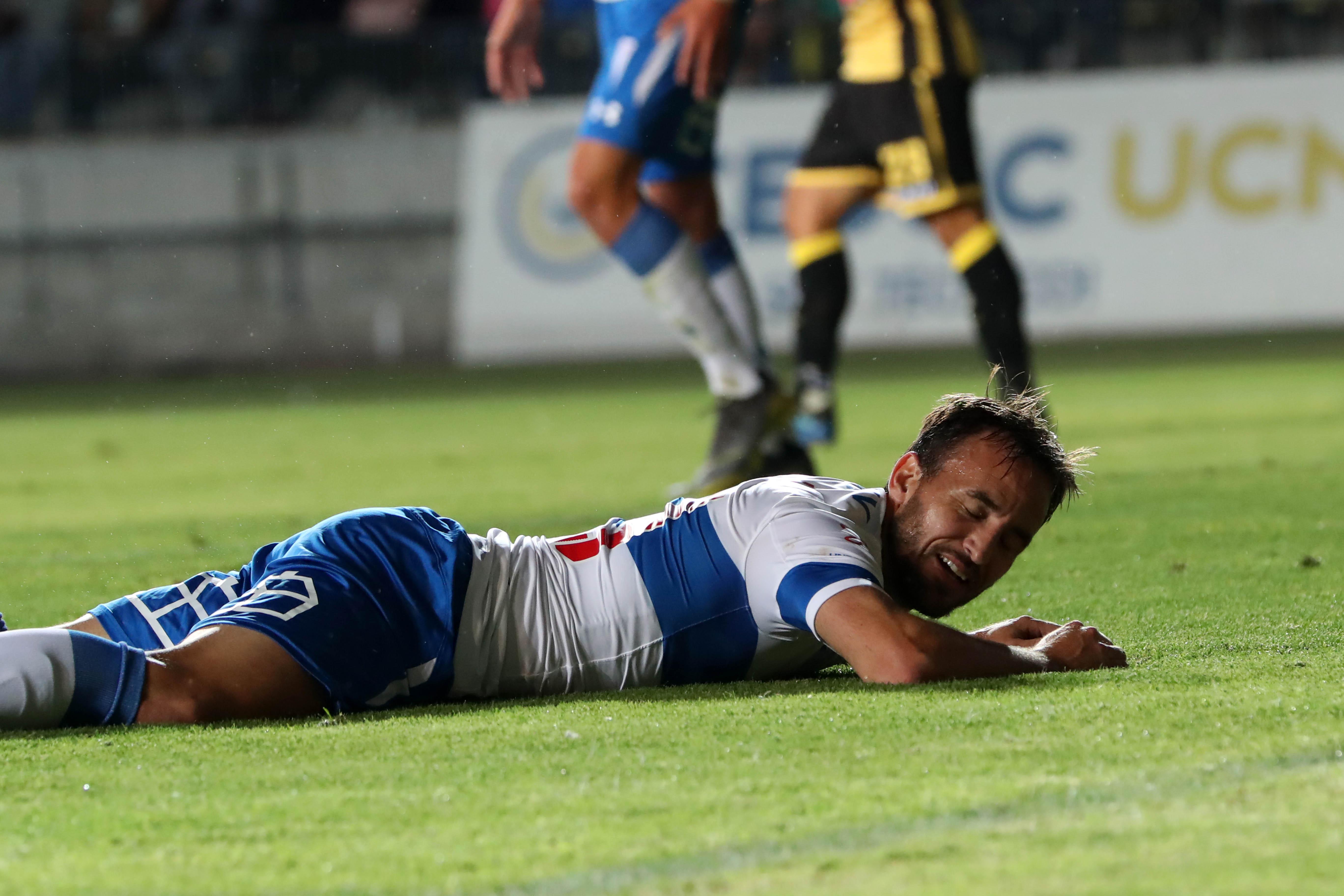 """""""La autocrítica del Chapa Fuenzalida tras empate en la Libertadores:"""