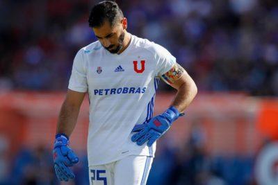 """Johnny Herrera negó problemas con los premios en la U: """"Sabíamos que había un sapo en el plantel"""""""