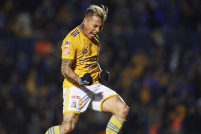 Ojo, Rueda: Vargas marcó en goleada que acercó a Tigres a final de Concachampions
