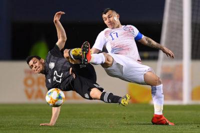 Confirman lesión de Gary Medel y se encienden las alarmas en la Roja previo a la Copa América